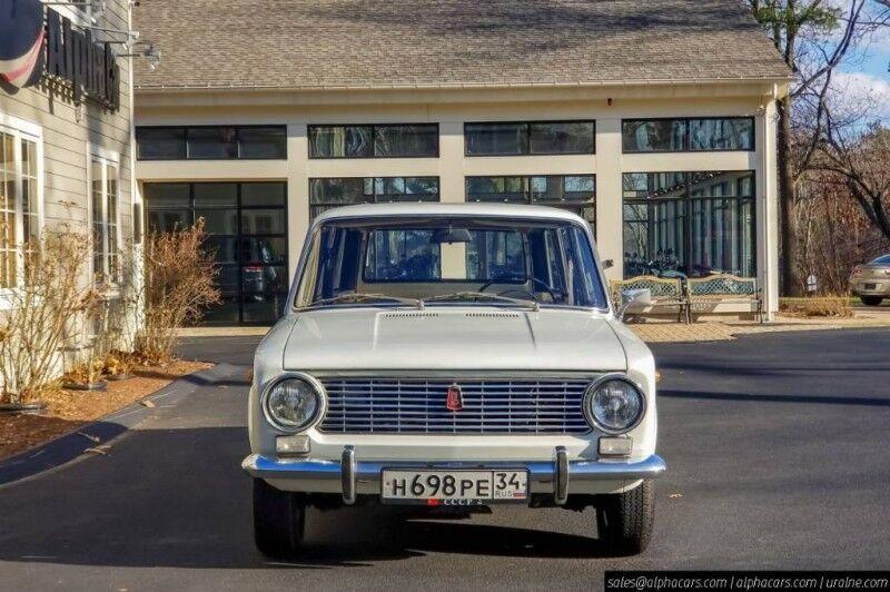 1978 Lada VAZ 2102 1200 Combi Boxborough MA