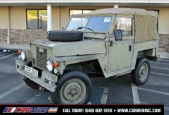 1978_Land Rover_Series III_4X4_ Fredricksburg VA