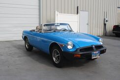 1978_MG_MGB Convertible_British Leyland 2-dr MG B Roadster_ Knoxville TN