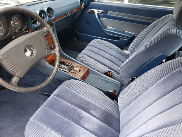 1978 Mercedes 280SLC SLC Spokane Valley WA