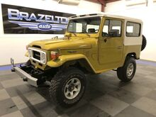 1978_Toyota_Land Cruiser_FJ40, 2F Inline 6 cyl, 4-Speed Manual_ Houston TX