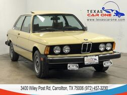 1979_BMW_320i__ Carrollton TX