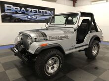 1979_Jeep_CJ-5_Silver Anniversary, 258ci, 3-spd, Restored, Winch_ Houston TX