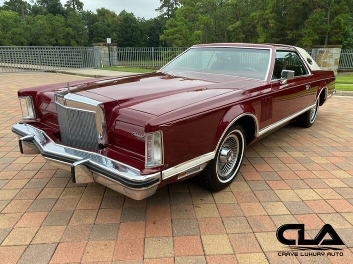1979 Lincoln Continental  The Woodlands TX