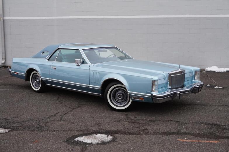 1979 Lincoln Continental Mark V  Lodi NJ