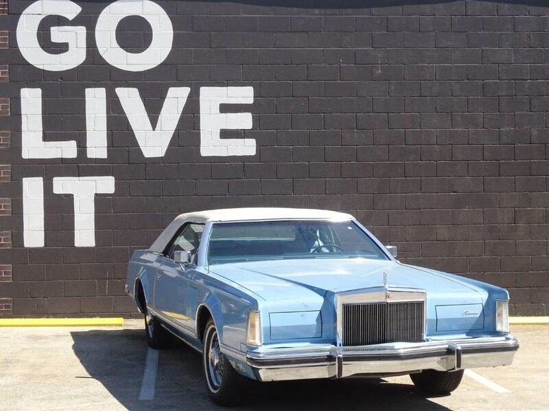 1979 Lincoln Continental Mark V Birmingham AL