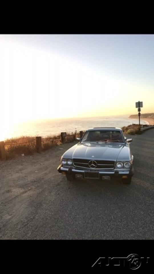 1979 Mercedes-Benz 450 SLC Coupe