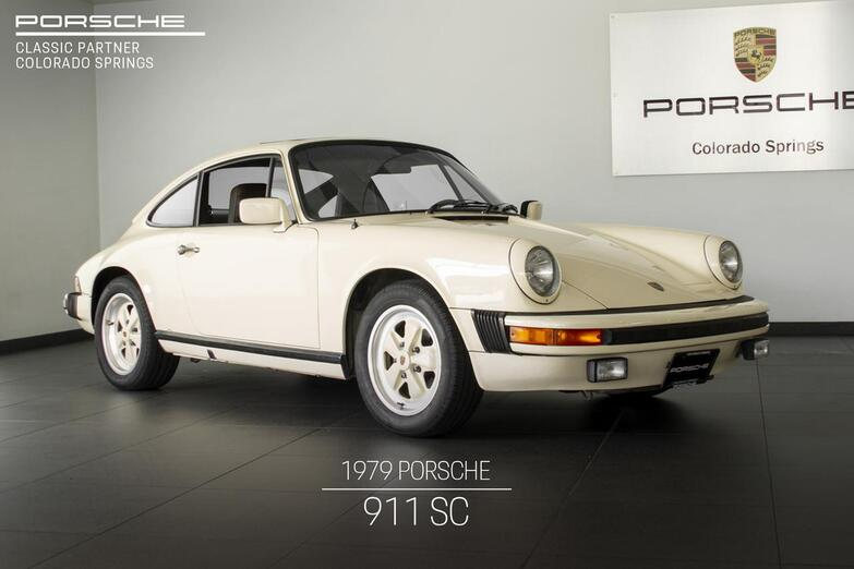 1979 Porsche 911 911 SC Colorado Springs CO