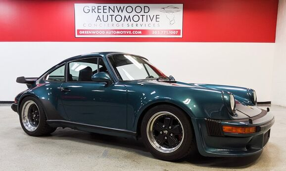 1979 Porsche 911 930 Turbo Greenwood Village CO