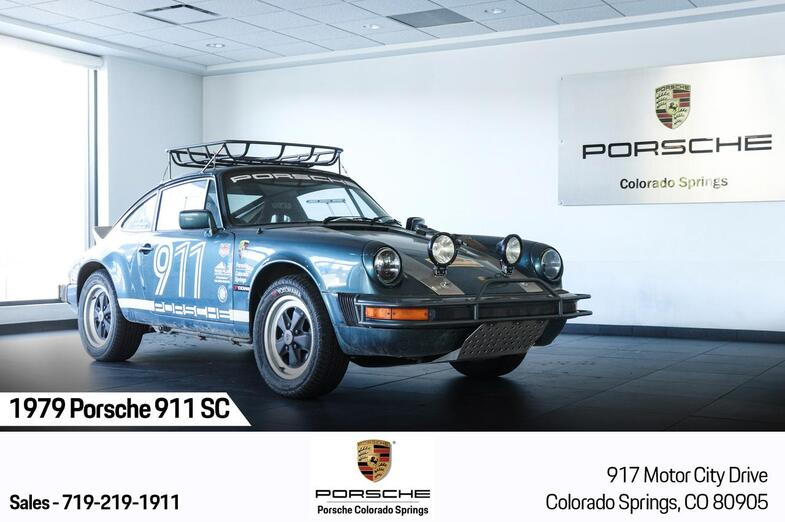 1979 Porsche 911 SC Colorado Springs CO