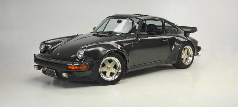 1979 Porsche 930 Turbo Carrera Coupe