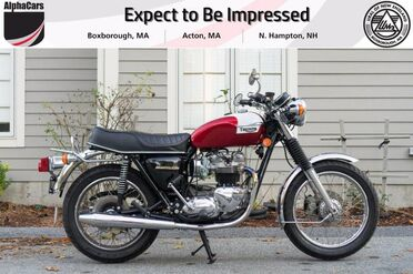 1979_Triumph_Bonneville_T140_ Boxborough MA