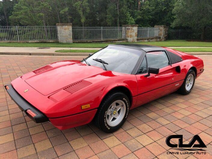 1980 Ferrari 308 GTSI  The Woodlands TX