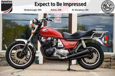 1980_Honda_CB900_Custom_ Boxborough MA