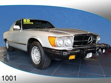 1980_MERCEDES_450SL_CONVERTIBLE_ Clermont FL
