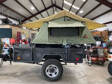 1980_MILITARY TRAILER_M101A1_CUSTOM_ Royse City TX