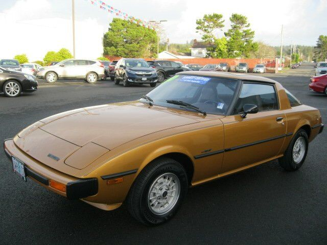 1980 RX-7 MAZDA  Newport OR