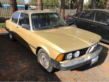 1981_BMW_3-Series_320i_ Eugene OR