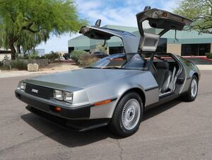 1981_DeLorean_DMC-12__ Scottsdale AZ