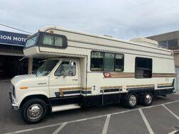 1982_Holiday Rambler_Class-C_E350_ Spokane Valley WA