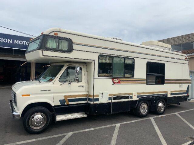 1982 Holiday Rambler Class-C E350 Spokane Valley WA