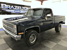 1983_Chevrolet_Pickup_K10, All-Original, Freshly Redone_ Houston TX