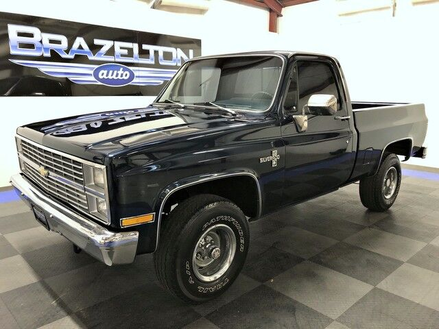 1983 Chevrolet Pickup K10, All-Original, Freshly Redone Houston TX
