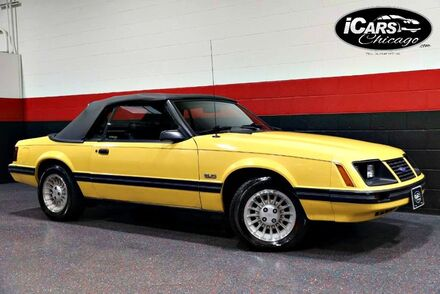 1983_Ford_Mustang_GLX 5.0 2dr Convertible_ Chicago IL