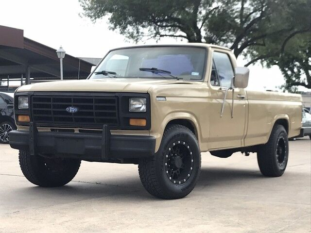1983_Ford_Pickup__ Houston TX