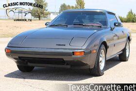 1983_Mazda_RX-7_S_ Lubbock TX