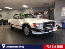 1983_Mercedes-Benz_380 Series_380SL_ South Amboy NJ