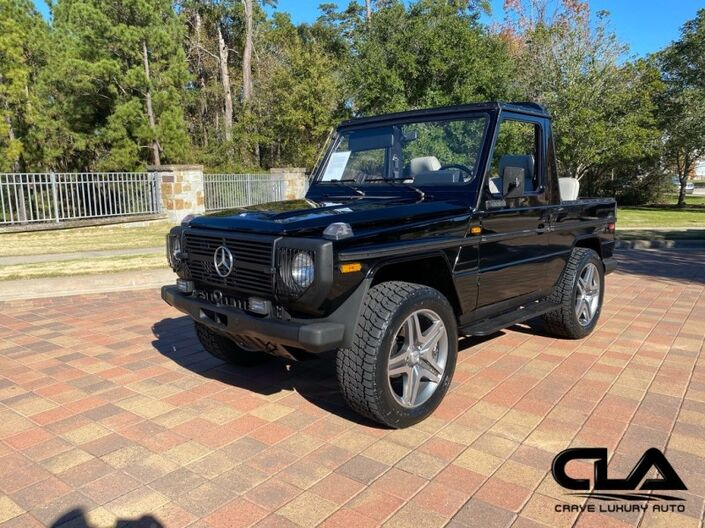 1983 Mercedes-Benz G300 GD  The Woodlands TX