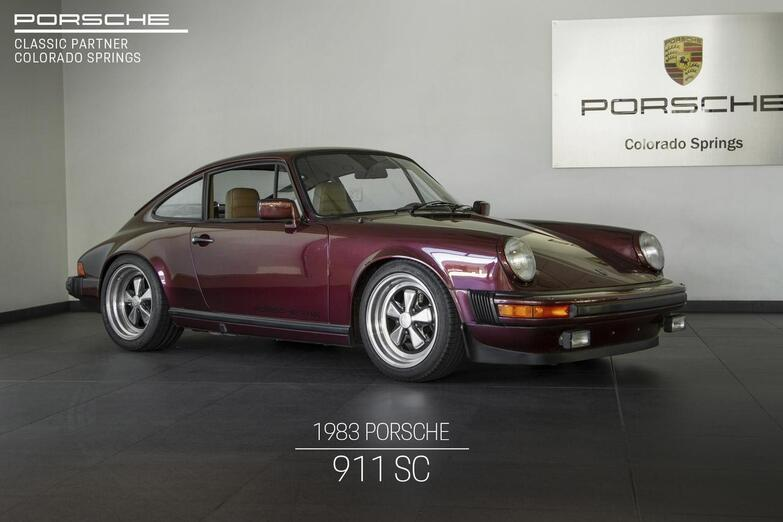 1983 Porsche 911 911 SC Colorado Springs CO