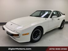 1983_Porsche_944_Low Miles/ Two Owner!/Garage Kept/ Serviced/ Clean Carfax_ Addison TX