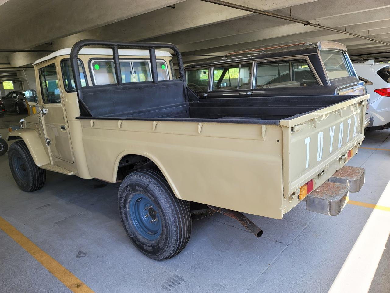 1983 Toyota Land Cruiser Delray Beach FL