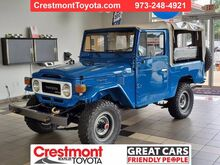 1983_Toyota_Land Cruiser_BJ Diesel_ Pompton Plains NJ