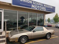 1984_Chevrolet_Camaro_Base_ Spokane Valley WA
