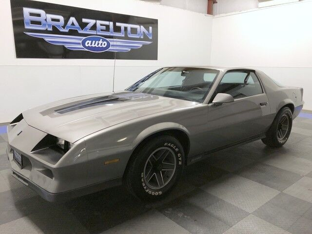 1984 Chevrolet Camaro Z28 Sport, 2-owner, Actual Miles, All Original, Extremely Clean Houston TX