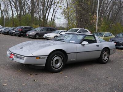 1984_Chevrolet_Corvette__ Inver Grove Heights MN