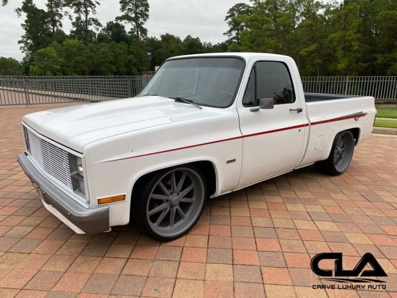 1984 Chevrolet Pickup  The Woodlands TX