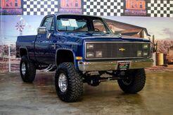 1984_Chevrolet_Pickup_K10 4x4 305 V8_ Bristol PA
