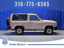 1984_Ford_Bronco II_TMU - Odometer-exceeds mechanical ability_ Wichita KS