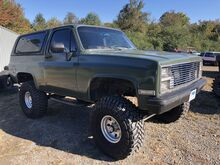 1984_GMC_Jimmy 4WD__ Clinton AR