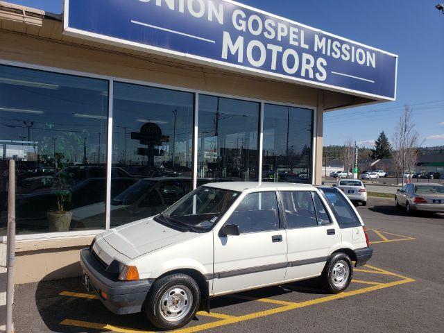 1984 Honda Civic 1500 GL Wagon Spokane Valley WA