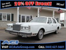 Lincoln Town Car  East Windsor CT