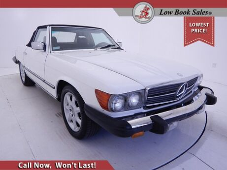 1984_MERCEDES-BENZ_380 SERIES__ Salt Lake City UT
