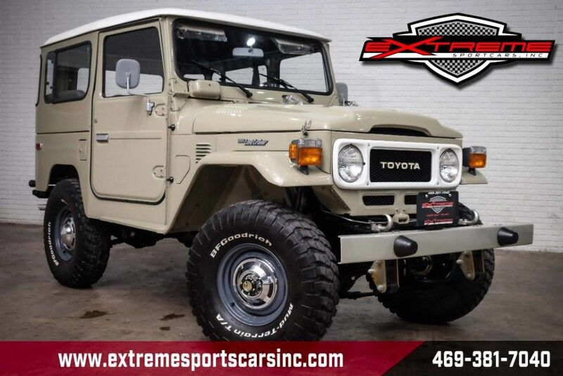 Toyota Land Cruiser Fj40 | Auto Car Update