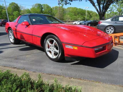 1985_Chevrolet_Corvette_Base_ Memphis TN