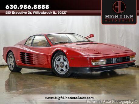 Ferrari No Model  1985