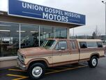 1985 Ford F-250 SuperCab 2WD
